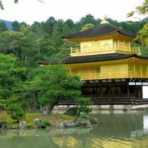 京都北区金閣寺
